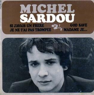 Michel Sardou, 1968