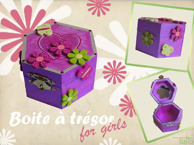 Boîtes à trésors