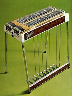 Pedal steel guitar St0ry