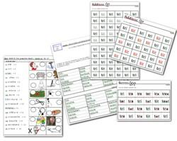 Aider les élèves à mieux prononcer et lire les doubles consonnes tr br cl gl ...