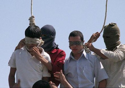 Lois d'Iran (Homophobie) : partage