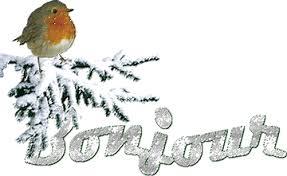 """Résultat de recherche d'images pour """"gif bonjour hiver froid"""""""