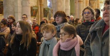Messe des Familles du 11 Février