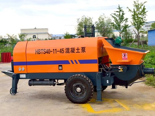 Five Reasons Why You will need a Trailer Concrete Pump