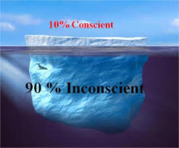 L'énorme importance de notre inconscient :