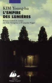 L'Empire des lumieres Kim Young-ha Bibliolingus