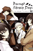 MANGA | Bungô stray dogs #2