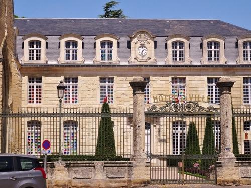 Thouars dans les Deux-Sèvres (photos)
