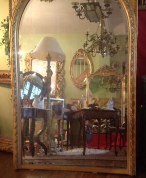 L'histoire du miroir oublié