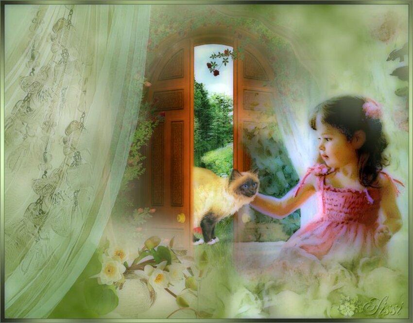 Il y a deux moyens d'oublier les tracas de la vie : la musique et les chats. La civilisation et l'éthique