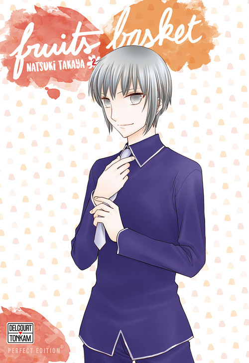 Fruits basket perfect edition - Tome 02 - Natsuki Takaya