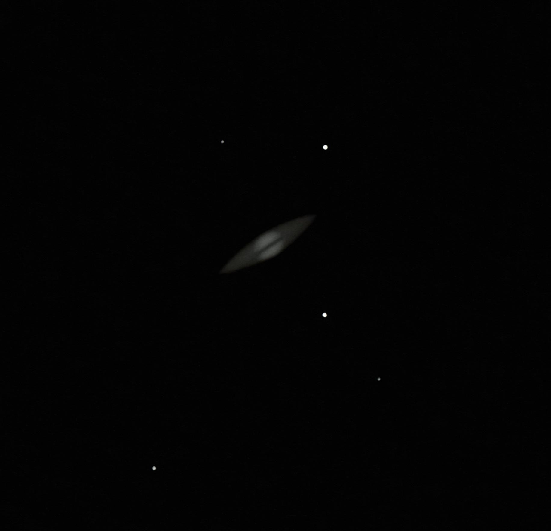 M102 galaxy