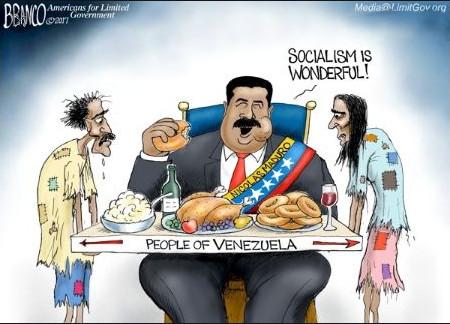 Mélanchon-Maduro