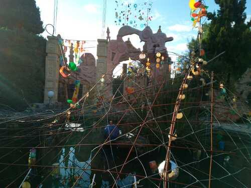 Jardin des plus de deux mille cœurs