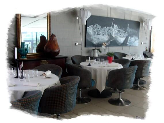 Restaurant La Mare aux Oiseaux sur l'ile Fédrun St Joachim