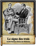 Wiggins et Sherlock Holmes contre Napoléon, Béatrice NICODEME