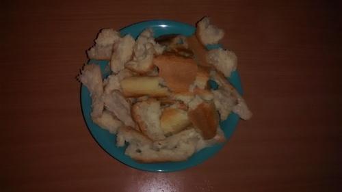 Le pain, la baguette et des astuces