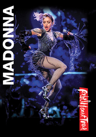 Rebel Heart Tour DVD and BluRay Japan Edition include Take A Bow