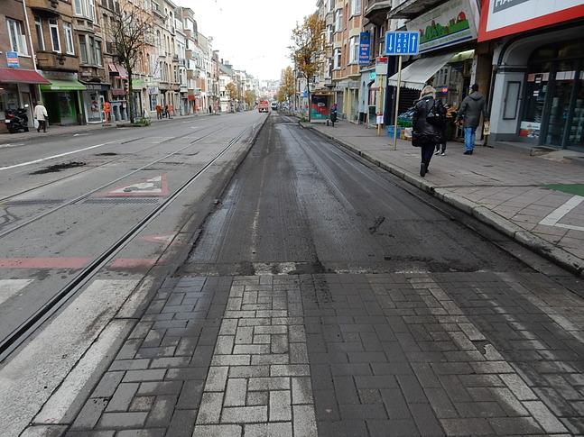 Bruxelles en travaux