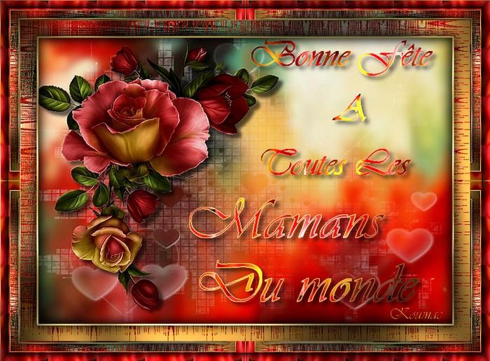 Pour vous les mamans