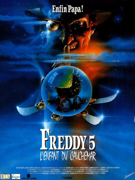FREDDY 5 BOX OFFICE 1990