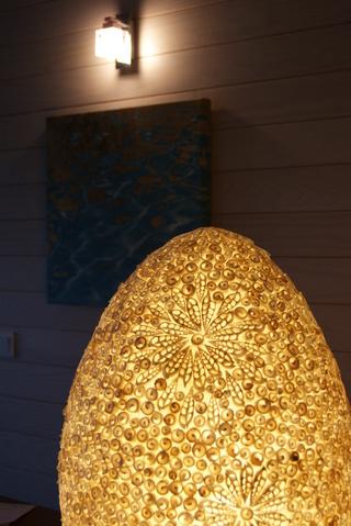 lampe balinaise