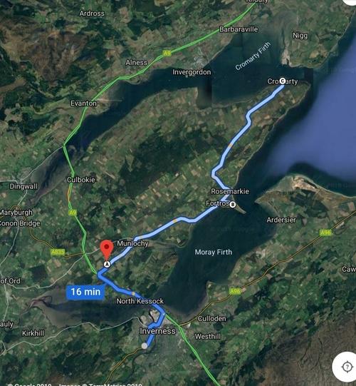Balade autour d'Inverness