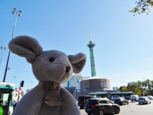 Promenade dans Paris avec quelques rares bizoux
