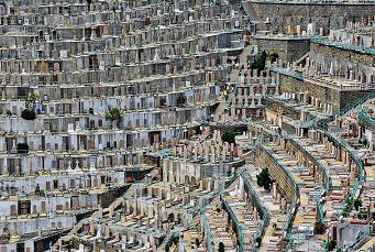 Les cimetières verticaux ...