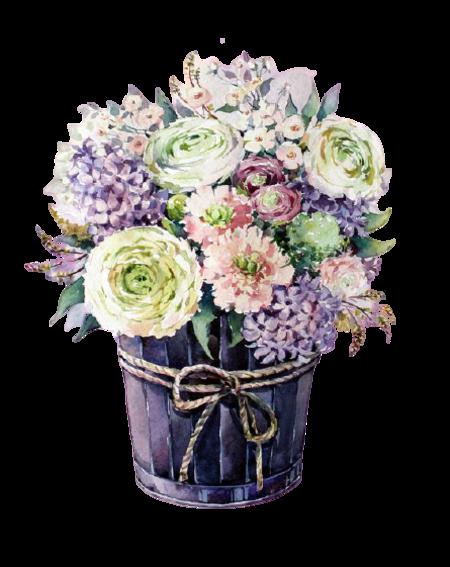 Elegnia la fée des fleurs