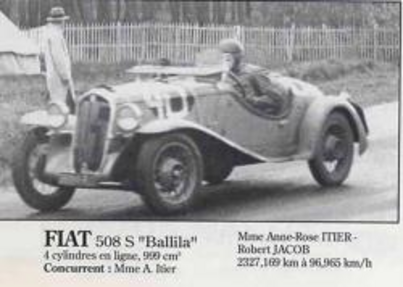 Le Mans 1935  II