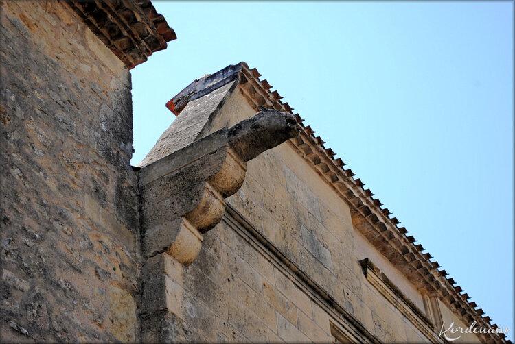 Photo de la place Mercadiou - Saint Macaire