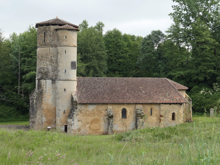 L'église - Salles-d'Armagnac