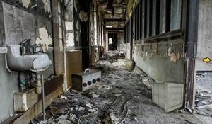 Jouer à Escape Game - Deserted building