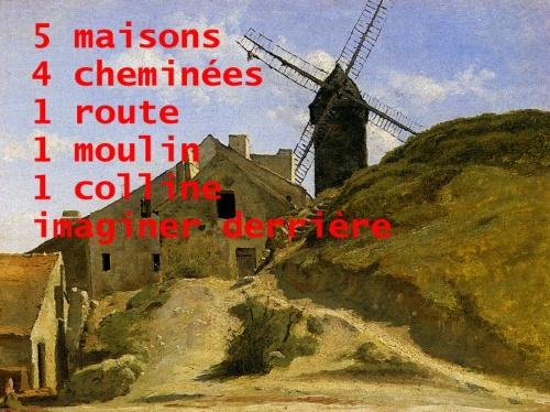 Paysage de Mr Corot