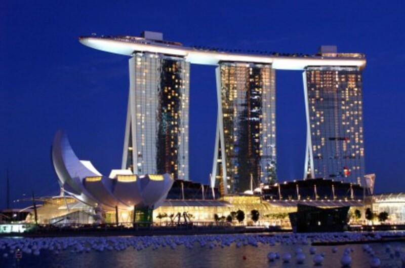 Des hôtels les plus extravagants du Monde