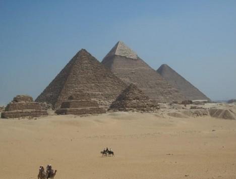 Égypte ⋅ La révélation des Pyramides