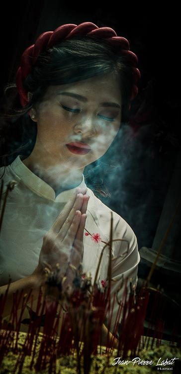 L'encens au Vietnam