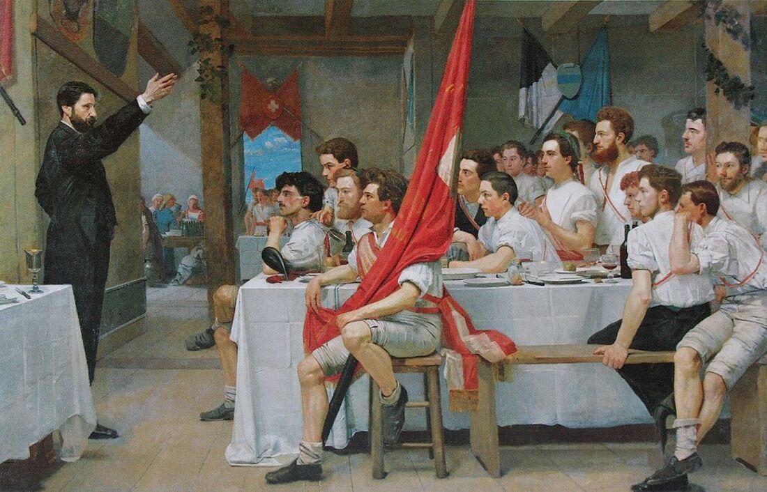 Ferdinand Hodler / avant le symbolisme , un réalisme soutenu !