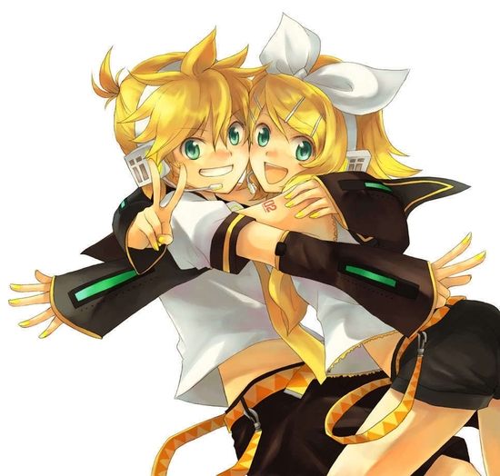 Rin and Len 1