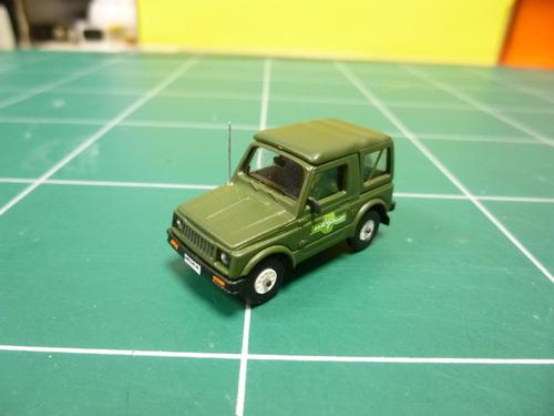 Suzuki SJ 410 de chez Rietze