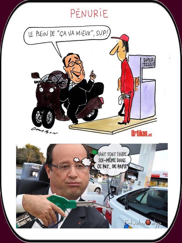 Un peu d'humour sur nos gouvernants pour réchauffer l'atmosphère!