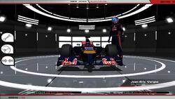 Scuderia Toro Rosso Toro Rosso STR9 Jean-Eric Vergne