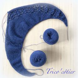 Podcast Vidéo épisode #3 Tricot Crochet et Couture