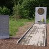 Monument Jean Stablinsky, unmineur cycliste decouvreur de la Trouée d'Arenberg