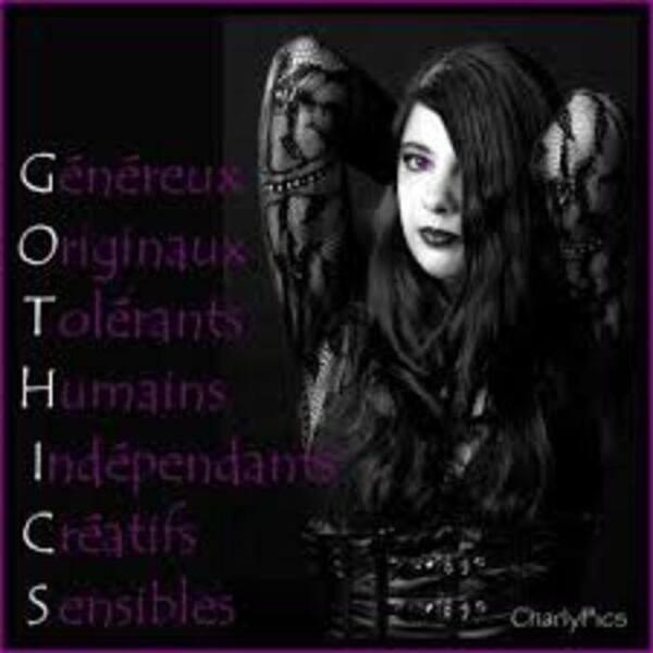 A propos des gothiques