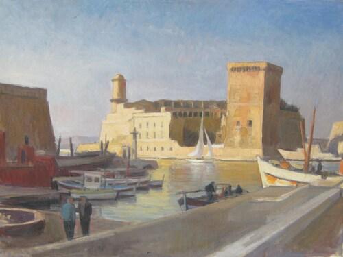 Cassis: Le Musée ouvre une fenêtre sur le peintre Jean Tognetti