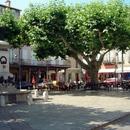A Millau (Aveyron) - Place Foch - Juin 2020