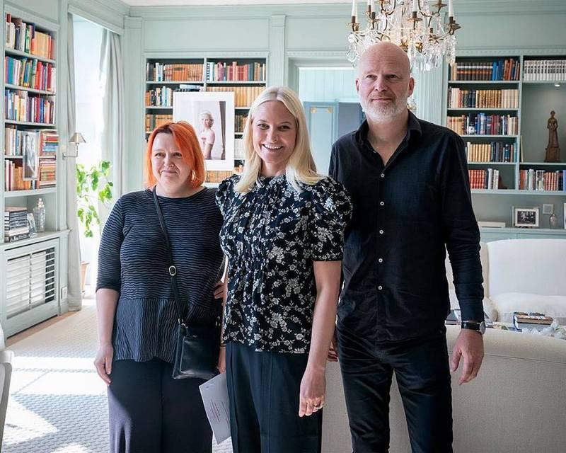 Arne Svingen et Siri Pettersen