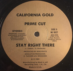 Prime Cut - Stay Right There